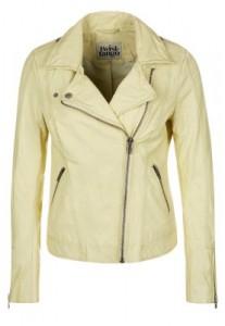 pastel geel jasje
